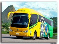 Komfortowy bus - transport Holandia - Polska
