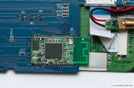 Detektor gazu - elektronika