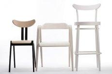 Ekskluzywne krzesła drewniane
